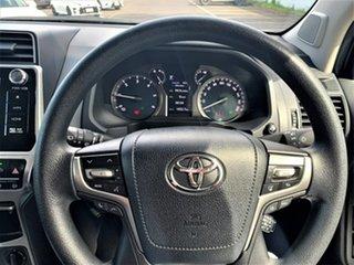 2020 Toyota Landcruiser Prado GDJ150R GX Graphite 6 Speed Sports Automatic Wagon