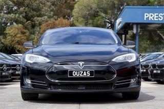 2015 Tesla Model S 85D Sportback AWD 1 Speed Reduction Gear Hatchback