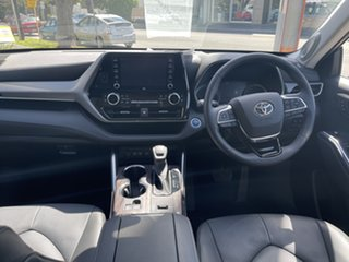 2021 Toyota Kluger Axuh78R Grande eFour Saturn Blue 6 Speed Constant Variable Wagon Hybrid