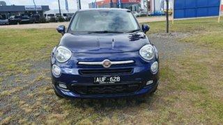 2018 Fiat 500X 334 Pop Star DDCT Blue 6 Speed Sports Automatic Dual Clutch Wagon.