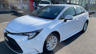 2020 Toyota Corolla Mzea12R Ascent Sport White 10 Speed Constant Variable Sedan