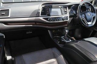 2018 Toyota Kluger GSU55R Grande AWD Grey 8 Speed Sports Automatic Wagon