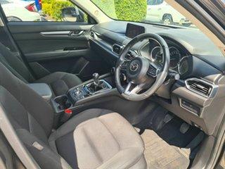 2017 Mazda CX-5 KE1072 Maxx SKYACTIV-MT FWD Grey 6 Speed Manual Wagon