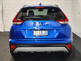 2020 Mitsubishi Eclipse Cross YA MY20 LS 2WD Lightning Blue 8 Speed Constant Variable Wagon