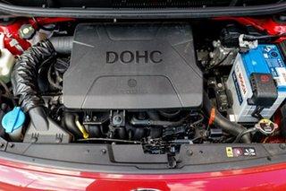 2017 Kia Picanto JA MY18 S Red 4 Speed Automatic Hatchback