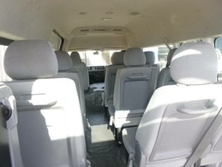 2006 Toyota HiAce KDH223R Commuter High Roof Super LWB White 5 Speed Manual Bus