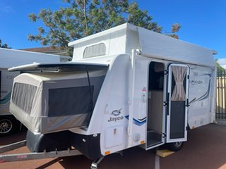 2016 Jayco Expanda Caravan.