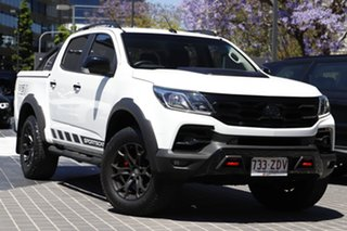2019 Holden Special Vehicles Colorado RG MY19 SportsCat Pickup Crew Cab White 6 Speed.
