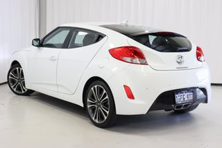 2016 Hyundai Veloster FS4 Series II Coupe D-CT 6 Speed Sports Automatic Dual Clutch Hatchback.