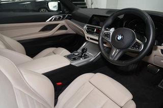 2020 BMW 4 Series F32 LCI 430i M Sport Tanzanite Blue 8 Speed Sports Automatic Coupe.