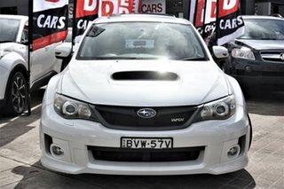 2013 Subaru Impreza G3 MY13 WRX AWD 5 Speed Manual Sedan.