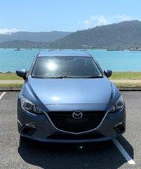 2014 Mazda 3 MY14 Maxx Blue 6 Speed Manual Hatchback.