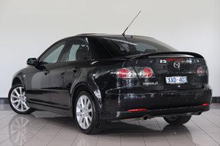 2005 Mazda 6 GG1031 MY04 Luxury Sports Black 4 Speed Sports Automatic Hatchback.