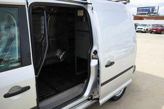 2009 Volkswagen Caddy 2KN Maxi DSG Silver 6 Speed Sports Automatic Dual Clutch Van.