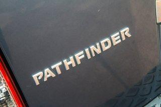 2008 Nissan Pathfinder R51 MY08 ST Blue 5 Speed Sports Automatic Wagon