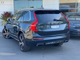 2018 Volvo XC90 L Series MY18 T6 Geartronic AWD R-Design Grey 8 Speed Sports Automatic Wagon.