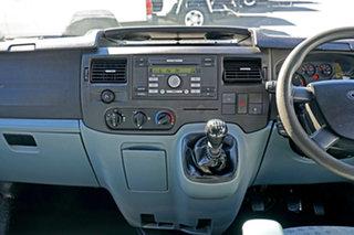 2012 Ford Transit VM LWB Silver 6 Speed Manual Single Cab Cab Chassis