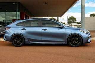 2019 Kia Cerato BD MY19 GT DCT Blue 7 Speed Sports Automatic Dual Clutch Hatchback.