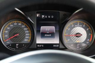 2018 Mercedes-Benz AMG GT C190 808+058MY S SPEEDSHIFT DCT Designo Diamond White Bright 7 Speed