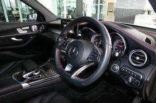 2019 Mercedes-Benz GLC-Class X253 809MY GLC43 AMG 9G-Tronic 4MATIC White 9 Speed Sports Automatic