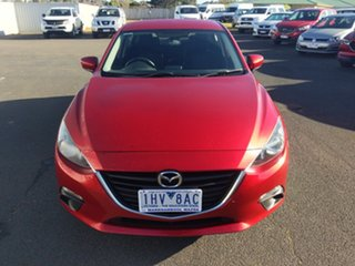2016 Mazda 3 BM5478 Neo SKYACTIV-Drive Soul Red 6 Speed Sports Automatic Hatchback.