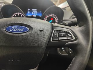 2018 Ford Escape ZG 2018.00MY Ambiente White 6 Speed Sports Automatic SUV