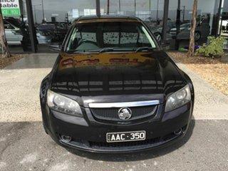2009 Holden Calais VE MY09.5 Black 5 Speed Automatic Sportswagon.