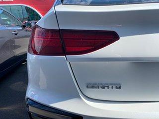2021 Kia Cerato BD MY22 Sport Snow White Pearl 6 Speed Sports Automatic Hatchback