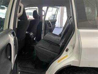 2016 Toyota Landcruiser Prado GDJ150R GX White 6 Speed Manual Wagon