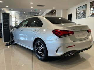 2021 Mercedes-Benz A-Class V177 801+051MY A180 DCT Silver 7 Speed Sports Automatic Dual Clutch Sedan.