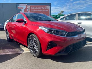 2021 Kia Cerato BD MY22 Sport Runway Red 6 Speed Sports Automatic Hatchback.