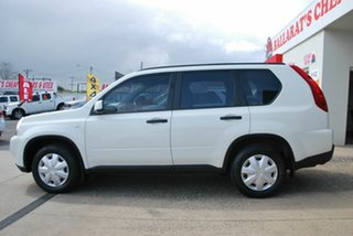 2008 Nissan X-Trail T31 ST (4x4) White 6 Speed Manual Wagon.