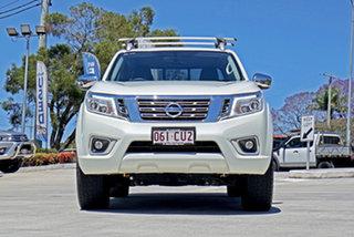 2016 Nissan Navara D23 ST-X White 7 Speed Sports Automatic Utility.
