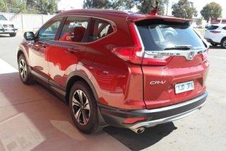 2017 Honda CR-V RM Series II MY17 VTi 5 Speed Automatic Wagon.