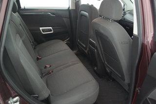 2014 Holden Captiva CG MY14 5 LT Maroon 6 Speed Manual Wagon