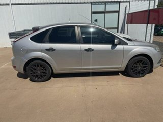 2009 Ford Focus LV LX Silver 5 Speed Manual Hatchback