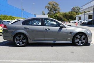 2012 Holden Commodore VE II MY12.5 SS Z Series Grey 6 Speed Manual Sedan.