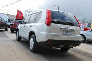 2008 Nissan X-Trail T31 ST (4x4) White 6 Speed Manual Wagon