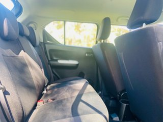 2018 Suzuki Ignis MF GL Grey 1 Speed Constant Variable Hatchback