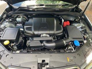 2017 Holden Commodore VF II MY17 SV6 Graphite 6 Speed Sports Automatic Sedan.