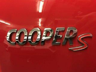 2017 Mini Countryman F60 Cooper S Steptronic Red 8 Speed Sports Automatic Wagon