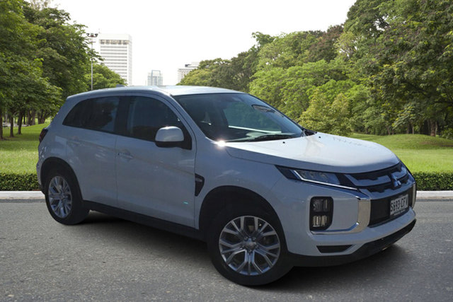 Used Mitsubishi ASX XD MY20 ES 2WD Paradise, 2019 Mitsubishi ASX XD MY20 ES 2WD White 1 Speed Constant Variable Wagon