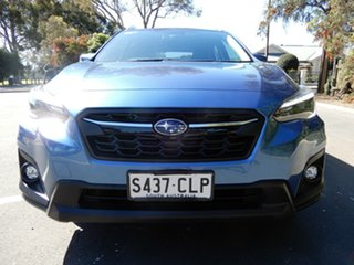 2019 Subaru XV G5X MY19 2.0i-S Lineartronic AWD Blue 7 Speed Constant Variable Wagon.