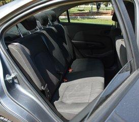 2012 Holden Barina TM MY13 CD Grey 6 Speed Automatic Sedan