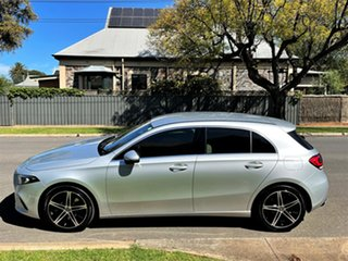 2019 Mercedes-Benz A-Class W177 A250 DCT Silver 7 Speed Sports Automatic Dual Clutch Hatchback