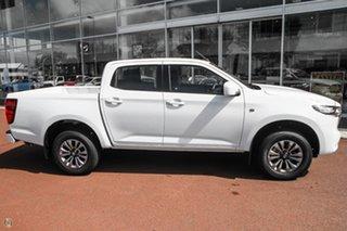 2021 Mazda BT-50 TFR40J XT 4x2 White 6 Speed Sports Automatic Utility