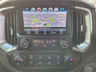 2019 Holden Colorado RG MY20 LTZ Pickup Crew Cab Orange 6 Speed Sports Automatic Utility