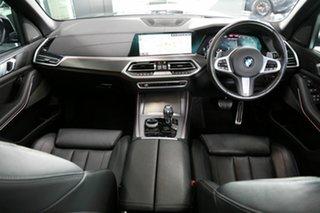 2018 BMW X5 G05 M50d Steptronic Black 8 Speed Sports Automatic Wagon