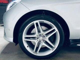 2013 Mercedes-Benz M-Class W166 ML350 BlueEFFICIENCY 7G-Tronic + Silver 7 Speed Sports Automatic.