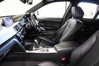 2018 BMW 3 Series F30 LCI 340i M Sport Black 8 Speed Sports Automatic Sedan